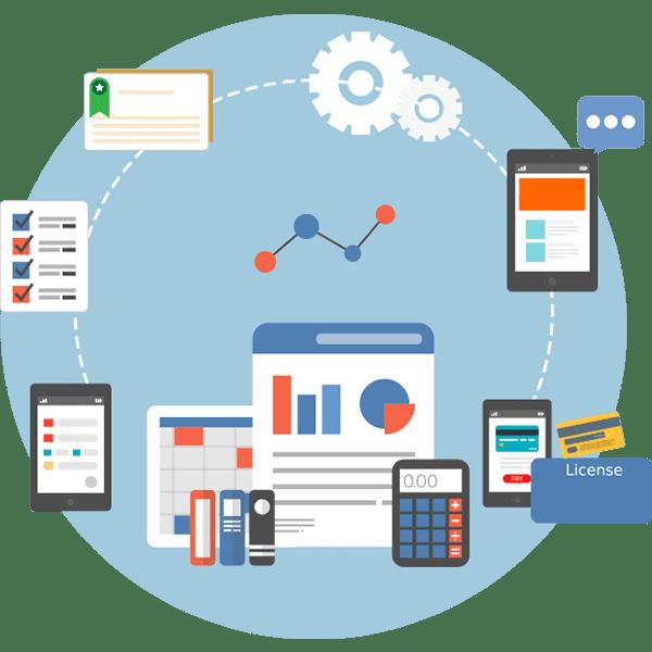 data proccessing - قياس أداء المواقع الإلكترونية